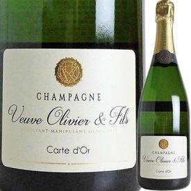 ヴーヴ・オリヴィエ・エ・フィス カルト・ドール・ブリュット 2200020015512【60003】【フランス】【シャンパン】【strw】【R305】【M】【F1】