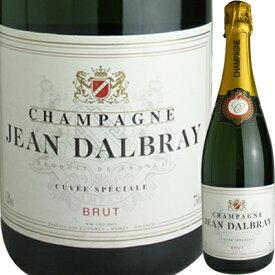 ジャン・ダルブレイ ジャンダルブレイ キュヴェ・スペシャル・ブリュット NV 4582196114878【11001】【フランス】【シャンパン】【F2】