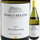 マーカス・モリトール ピノ・ブラン ハウス・クロスターベルク [2016] 4022391177310【60003】【ドイツ】【白ワイン】【1905】【GE20】