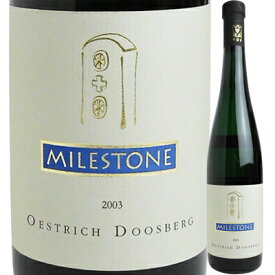 クヴェア・バッハ マイルストーン エストリッヒ ドースベルク リースリング [2003] 4260006480022【60003】【ドイツ】【白ワイン】【1902】【GE34】