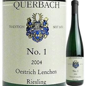クヴェア・バッハ リースリング・ナンバーワン・エーストリッヒ・レンヒェン [2004] 4260006480091【60003】【ドイツ】【白ワイン】【No.1】【R203】【GE34】
