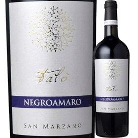 サン・マルツァーノ タロ ネグロアマーロ [2016] 4997678519728【04001】【イタリア】【赤ワイン】【R110】【IT25】