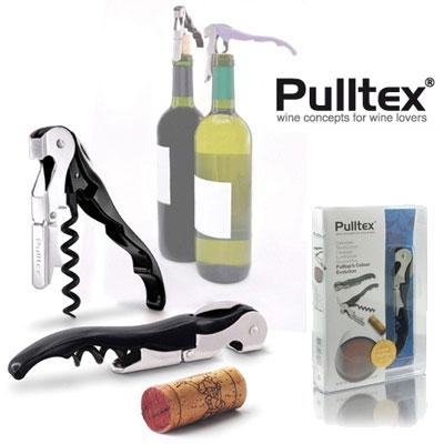 【ゆうメール対応】Pulltex Evolution プルタップス エボリューション ブラック SX210BK 8435179477414【08001】【ソムリエナイフ】【メール便】【ワインオープナー】【230】