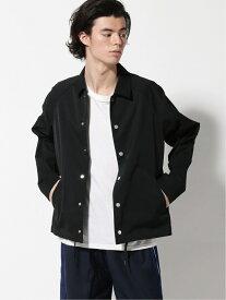 [Rakuten Fashion]【SALE/63%OFF】(M)タスランツイルコーチジャケット B.C STOCK ベーセーストック コート/ジャケット ブルゾン ブラック【RBA_E】