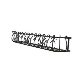 フラワーボックス 窓 ロートアイアン プロヴァンス風 幅193cm INK-1401235H