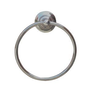タオルリング タオル掛け シルバー(銀) 幅18cm INK-08010052H