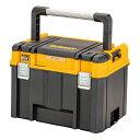 デウォルト DeWALT DWST83343-1 TSTAK ( ティースタック ) オーガナイザー付 ラージボックス 正規品 保証付き