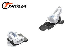 TYROLIA(チロリア)ATTACK2 11 GWcolor : solid white/navyアタック スキー ビンディング AAA