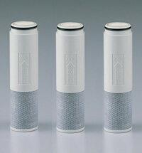 【在庫有】SESU10300SK1 パナソニック シャワー混合水栓(浄水器内蔵型) 交換用カートリッジ(3本入り)【送料無料】