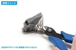 WAVEHGHG厚刃ニッパー(フラットタイプ)