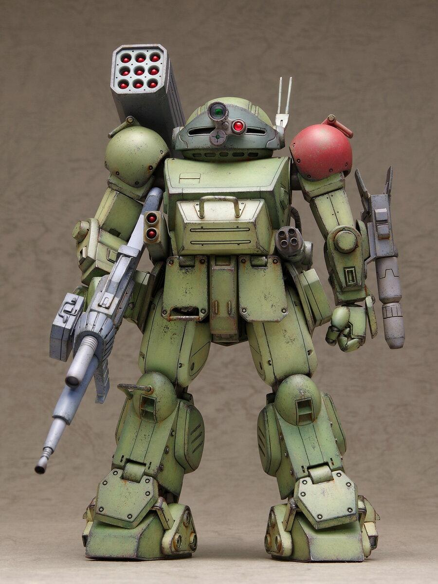 【12月発売予定】スコープドッグ レッドショルダーカスタム BK-172