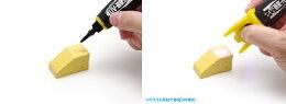 WAVE「UV-速硬中粘度」/紫外線硬化併用型瞬間接着&充てん剤OM-131