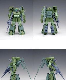 【12月発売予定】WAVE「装甲騎兵ボトムズ」1/35スケールバーグラリードッグ[ST版]BK-229