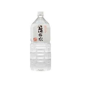 五年保存水「絆」[ 2L×6本入] [ 飲料水 保存水 5年保存 ミネラルウォーター ]