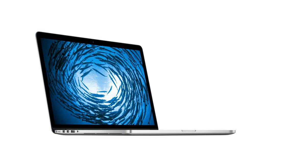 中古ノートパソコンApple MacBook Pro (Retina, 15-inch, Late 2013) ME293J/A 【中古】 Apple MacBook Pro (Retina, 15-inch, Late 2013) 中古ノートパソコンCore i7 OS X 10.9