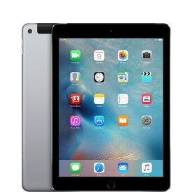 中古タブレットApple iPad Air2 Wi-Fi +Cellular 64GB SoftBank(ソフトバンク) スペースグレイ MGHX2J/A 【中古】 Apple iPad Air2 Wi-Fi +Cellular 64GB 中古タブレットApple A8X iOS13