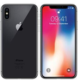 中古スマートフォンApple iPhoneX 64GB SoftBank(ソフトバンク) スペースグレイ MQAX2J/A 【中古】 Apple iPhoneX 64GB 中古スマートフォンApple A11 iOS14 Apple iPhoneX 64GB 中古スマートフォンApple A11 iOS14