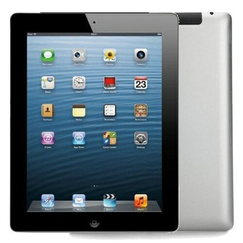 【エントリーでポイント最大24倍!500円クーポンも!】中古タブレットApple iPad 第3世代 Wi-Fi+Cellular 16GB SoftBank(ソフトバンク) ブラック MD366J/A 【中古】 Apple iPad 第3世代 Wi-Fi