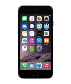 中古スマートフォンApple iPhone6 16GB au(エーユー) スペースグレイ MG472J/A 【中古】 Apple iPhone6 16GB 中古スマートフォンApple A8 iOS12 Apple iPhone6 16GB 中古スマートフォンApple A8 iOS12