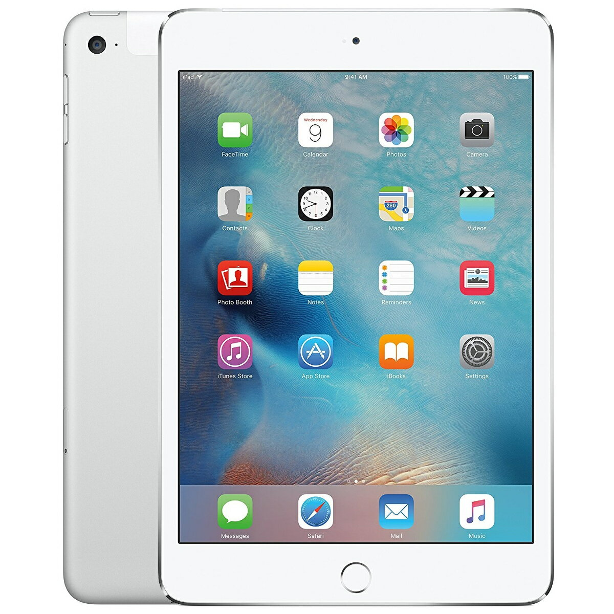 【ポイント最大27倍!】中古タブレットApple iPad Air2 Wi-Fi +Cellular 64GB au(エーユー) シルバー MGHY2J/A 【中古】 Apple iPad Air2 Wi-Fi +Cellular 64GB 中古タブレットApple A8X iOS11.3