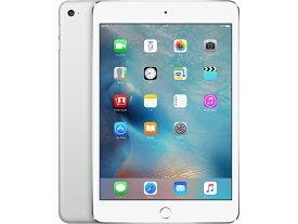 中古タブレットApple iPad mini4 Wi-Fi+Cellular 64GB au(エーユー) シルバー MK732J/A 【中古】 Apple iPad mini4 Wi-Fi+Cellular 64GB 中古タブレットApple A8 iOS14