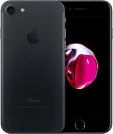 中古スマートフォンApple iPhone7 32GB au(エーユー) ブラック MNCE2J/A 【中古】 Apple iPhone7 32GB 中古スマートフォンApple A10 iOS13 Apple iPhone7 32GB 中古スマートフォ?