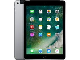 中古タブレットApple iPad 第5世代 Wi-Fi +Cellular 32GB au(エーユー) スペースグレイ MP1J2J/A 【中古】 Apple iPad 第5世代 Wi-Fi +Cellular 32GB 中古タブレットApple A9 iOS13
