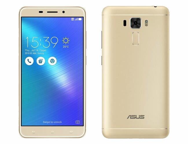 【最大10,000円クーポン配布中!】中古スマートフォンASUS ZenFone 3 Laser SIMフリー ゴールド ZC551KL-GD32S4 【中古】 ASUS ZenFone 3 Laser 中古スマートフォンオクタコア Android7.1