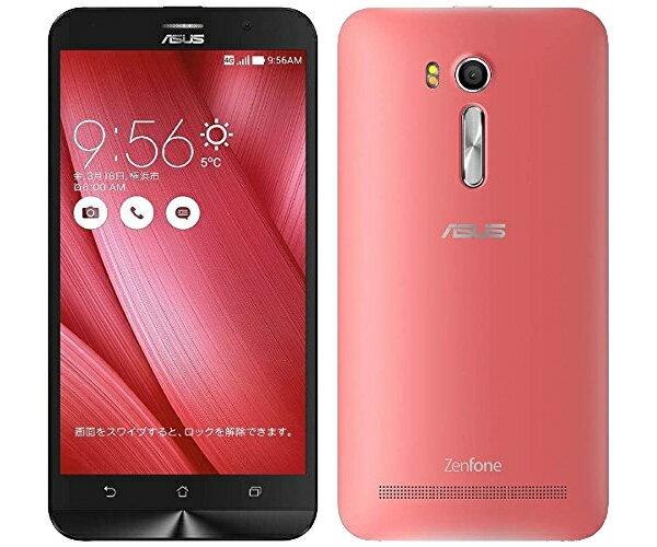 【最大10,000円クーポン配布中!】中古スマートフォンASUS ZenFone Go SIMフリー ピンク ZB551KL-PK16 【中古】 ASUS ZenFone Go 中古スマートフォンクアッドコア Android5.1 ASUS ZenFone