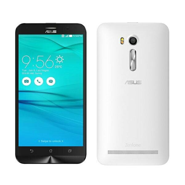 【最大10,000円クーポン配布中!】中古スマートフォンASUS ZenFone Go SIMフリー ホワイト ZB551KL-WH16 【中古】 ASUS ZenFone Go 中古スマートフォンQualcomm Snapdragon 400 Andro