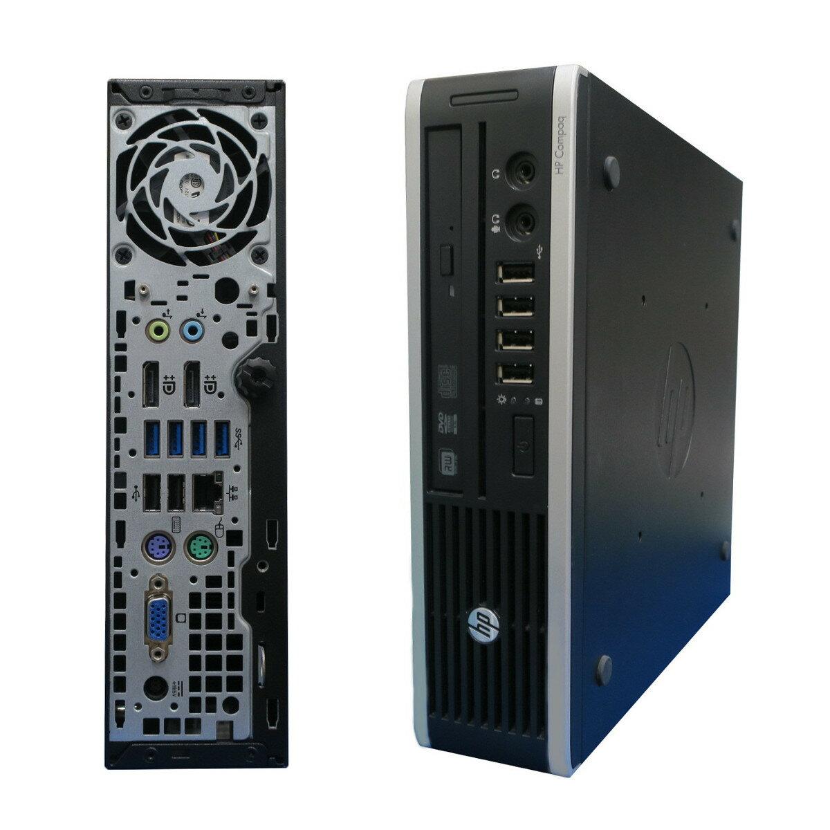 【1000円クーポン配布中!】中古デスクトップHP Compaq Elite 8300 US D0Q97PA 【中古】 HP Compaq Elite 8300 US 中古デスクトップCore i5 Win7 Pro HP Compaq Elite 830