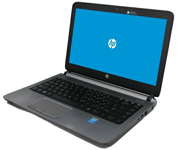 【最大3000円クーポン配布!さらに26日01:59までは最大10000ポイント!】中古ノートパソコンHP ProBook 430G2 J8K66PA 【中古】 HP ProBook 430G2 中古ノートパソコンCore i7 Win7 Pro HP P