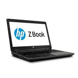 中古ノートパソコンHP ZBook15 Mobile Workstation G7T32AV 【中古】 HP ZBook15 Mobile Workstation 中古ノートパソコンCore i7 Win7 Pro HP ZBook15 Mobile Wo