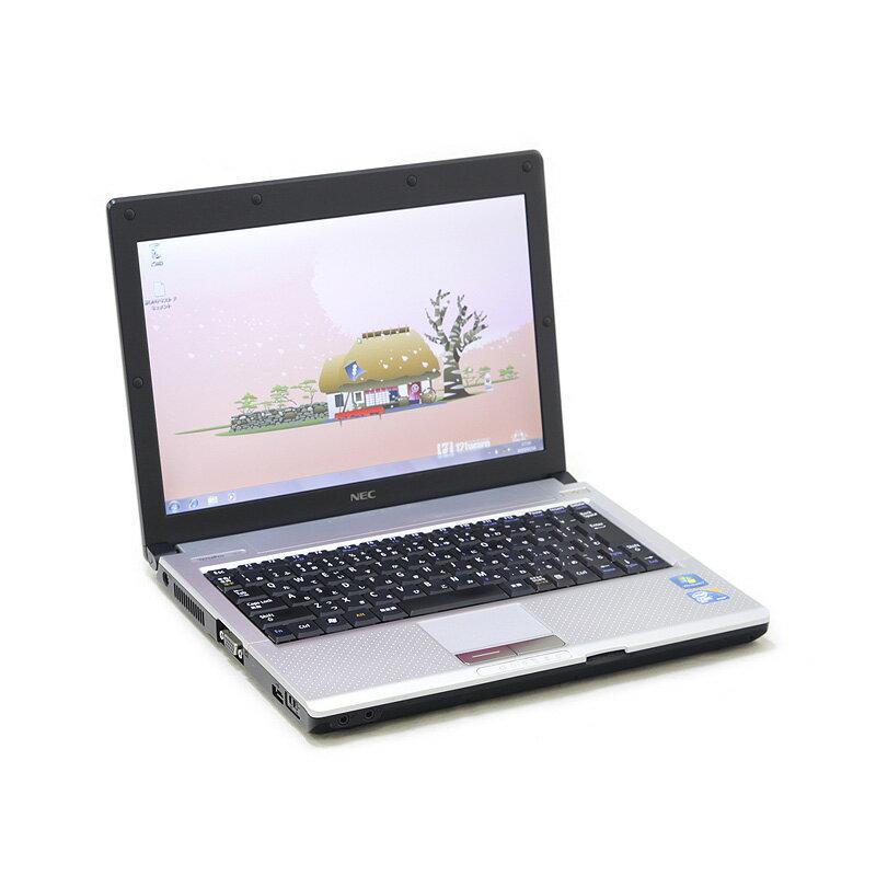 中古ノートパソコンNEC VersaPro UltraLite タイプVB VK13M/BB-B PC-VK13MBBCB 【中古】 NEC VersaPro UltraLite タイプVB VK13M/BB-B 中古ノートパソコンCore i5 Win7 Pro