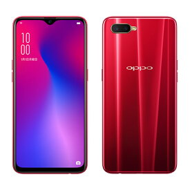 【キャッシュレス還元5%!】中古スマートフォンOppo R17 Neo UQmobile レッド CPH1893/R 【中古】 Oppo R17 Neo 中古スマートフォンオクタコア Android8.1 Oppo R17 Neo 中古スマートフォンオク?