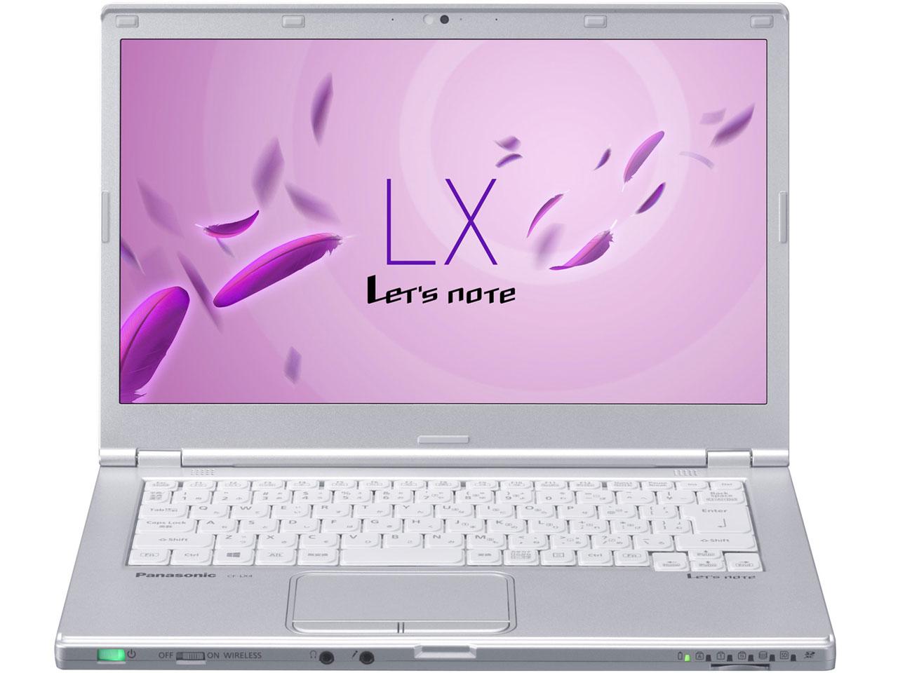 中古ノートパソコンPanasonic Let's note LX4 CF-LX4 CF-LX4EDHCS 【中古】 Panasonic Let's note LX4 中古ノートパソコンCore i5 Win7 Pro Panasonic Let's note LX4 中古ノートパソコンCore i5 Win7 Pro