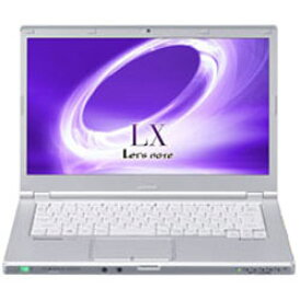 中古ノートパソコンPanasonic Let's note LX5 CF-LX5 CF-LX5ADHKS 【中古】 Panasonic Let's note LX5 中古ノートパソコンCore i5 Win7 Pro Panasonic Let's note LX5 中古ノートパソコンCore i5 Win7 Pro