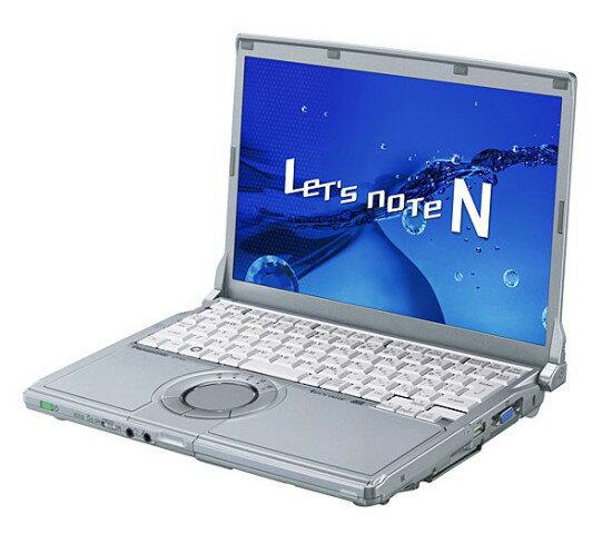 【エントリーでポイント最大24倍!500円クーポンも!】中古ノートパソコンPanasonic Let's note N9 CF-N9 CF-N9PWWMDS 【中古】 Panasonic Let's note N9 中古ノートパソコンCore i3 Win