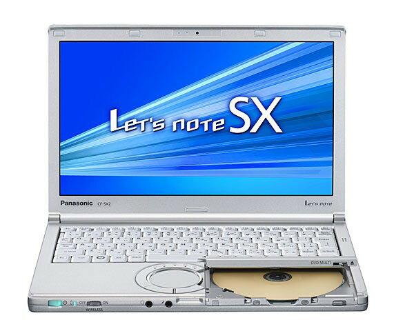 中古ノートパソコンPanasonic Let's note SX2 CF-SX2 CF-SX2ADHCS 【中古】 Panasonic Let's note SX2 中古ノートパソコンCore i5 Win7 Pro Panasonic Let's note SX2 中古ノートパソコンCore i5 Win7 Pro