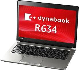 中古ノートパソコンTOSHIBA dynabook R634/M PR634MAA647AD71 【中古】 TOSHIBA dynabook R634/M 中古ノートパソコンCore i5 Win8.1 Pro TOSHIBA dynabook R634/