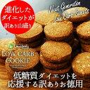 【訳あり大豆とブランのローカーボクッキー】ローカーボクッキーにお得な訳あり品が登場!糖質をコントロールするダイ…