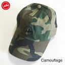 RHC Ron Herman (ロンハーマン): Chillax 6パネルキャップ (Camouflage)