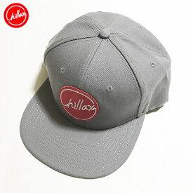 RHC Ron Herman (ロンハーマン): Chillax ロゴ ウールキャップ(Gray/Red Logo)