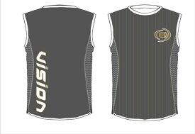 VisionGame shirt PHILGRAY-Sサイズ