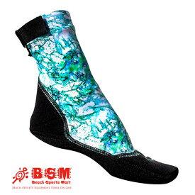 Vincere Sand Socks White Matter