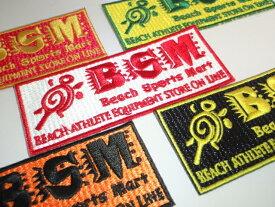 BSM ORIGINAL 刺繍ワッペン
