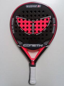 桨网球球拍 CONETH 碳 X4