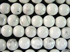 ハウライトトルコ ホワイト ターコイズ ビーズ 4mm珠 連)ホワイト ターコイズ / 天然石 ビーズ 天然石 チップ 天然石 ピアス ターコイズ さざれ 天然石 さざれ