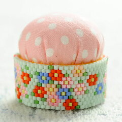 ピンクッション〜ブーケ〜