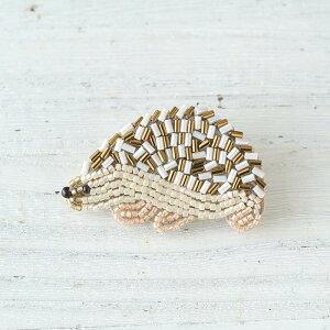 手作りキット TOHO ブローチキット ハリネズミ YMK-3 ビーズ キット ハンドメイド ビーズ刺繍 刺繍キット 刺しゅう
